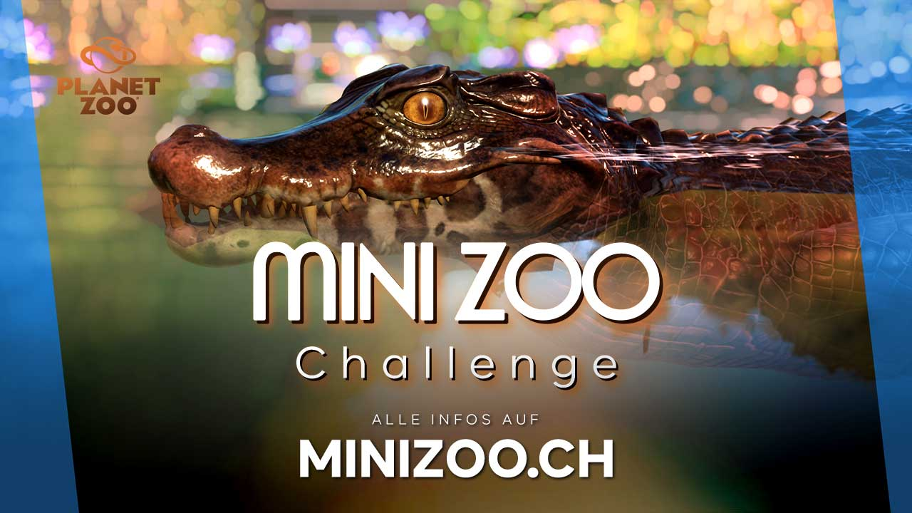 Planet Zoo - MINI ZOO Challenge Part 2