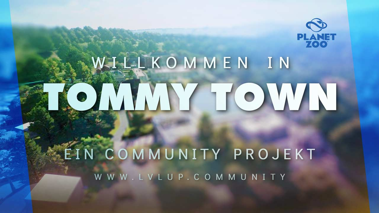 EinfachTommy - TOMMY TOWN