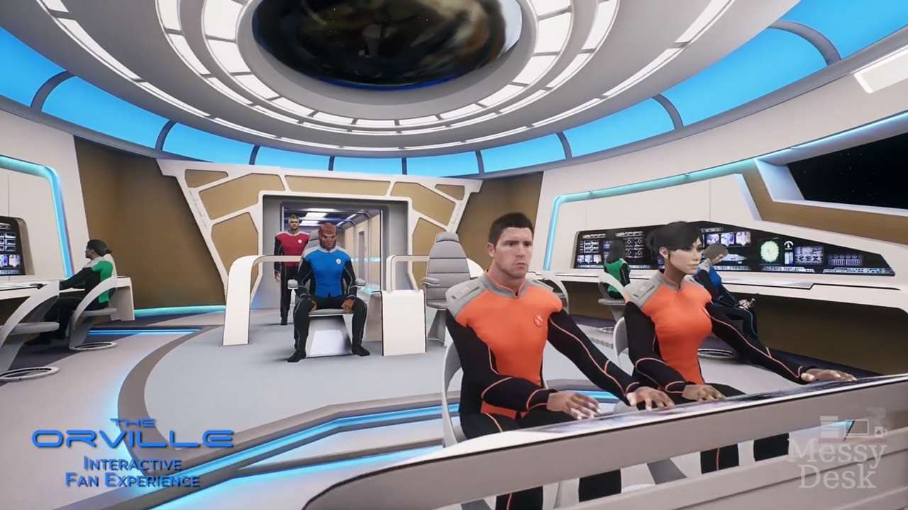 The Orville - Interactive Fan Experience - EinfachTommy