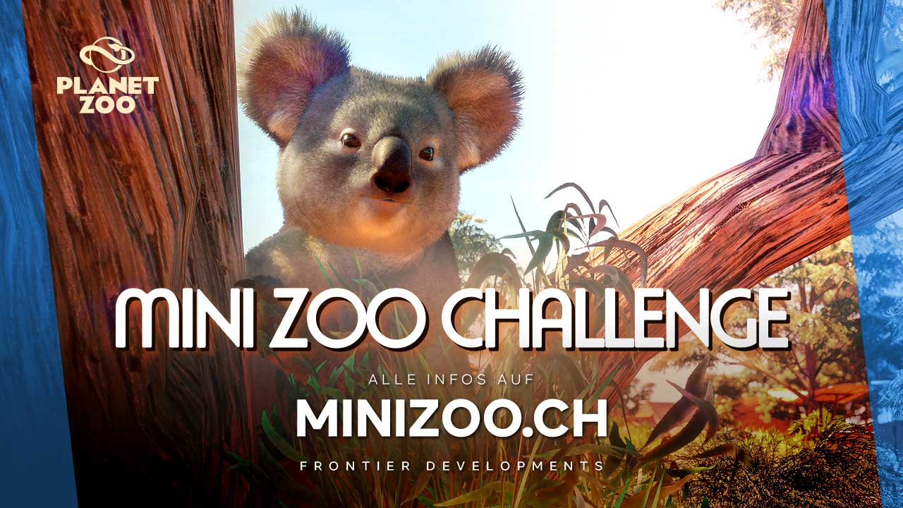 Planet Zoo - MINI ZOO Challenge Part 3 - EinfachTommy